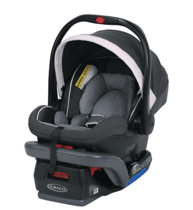 Graco SnugRide SnugLock 35 DLX Infant Car Seat