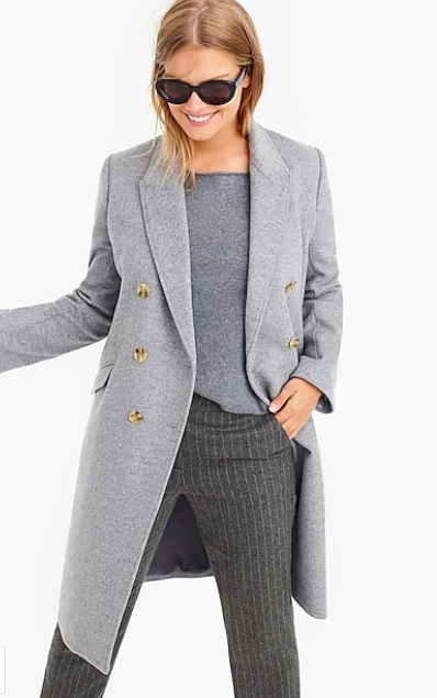 J.Crew Double Breasted Jacket