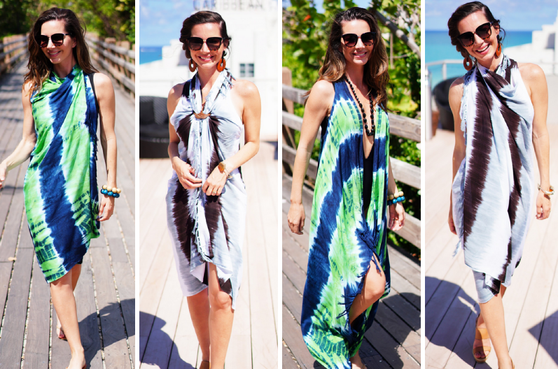 SANTO WRAP: 4 EASY WAYS TO WEAR SANTO WRAP - Stylish Life for Moms
