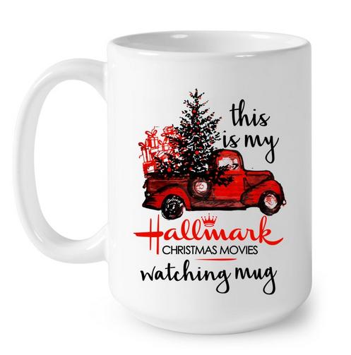 Christmas Truck mug