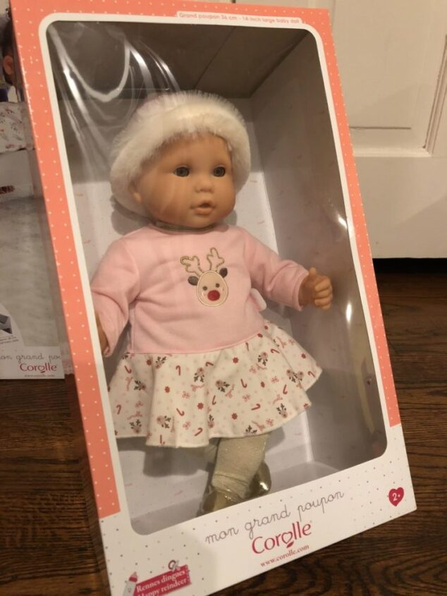 Corolle Baby Dolls Giveaway
