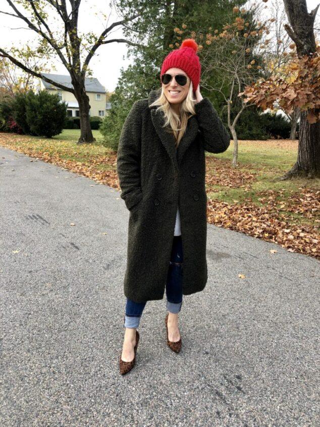ZARA Teddy Coat - Best Winter Coat