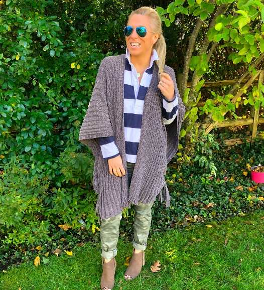 Easy Fall Looks for Moms