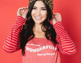 It's The Most Wonderful Time of Year Holiday Tee