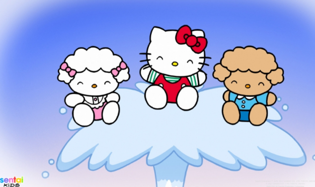 Hello Kitty DVD Giveaway
