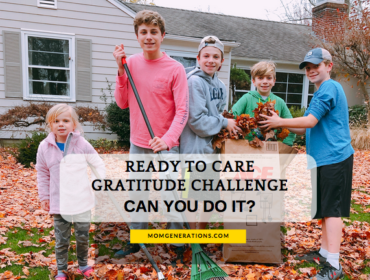 Ready to Care Gratitude Challenge