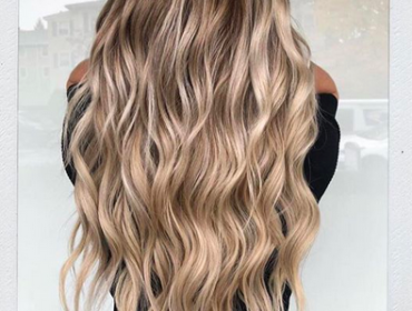 Winter Blonde Hair - LaLaLuxe Salon