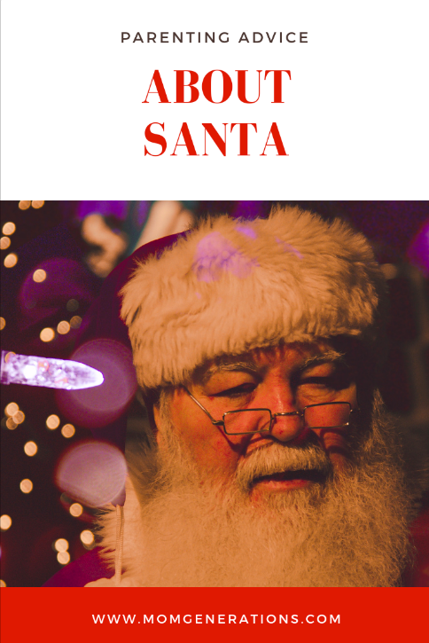Sharing the Santa Secret - Parents Advice on the Santa Question