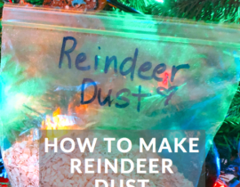 How to Make Reindeer Dust