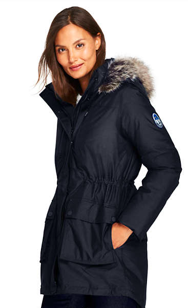 Lands' End Winter Coat for Women