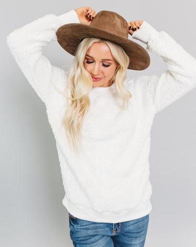 Women's Sherpa Pullover