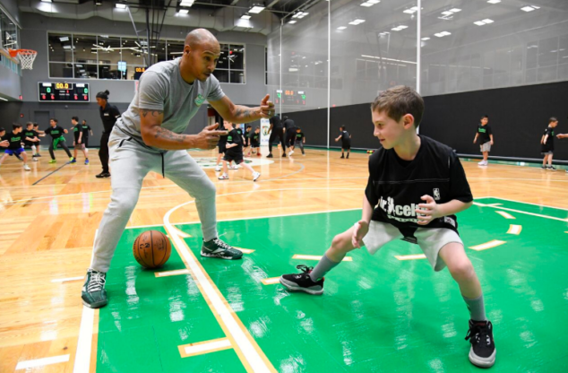 Jr. Celtics Basketball Clinics