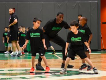 Jr. Celtics Basketball Clinics