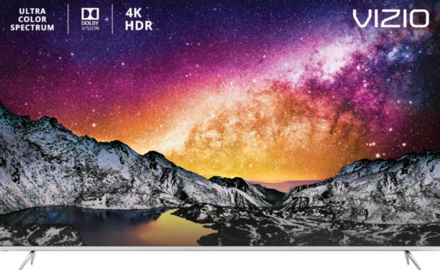 "VIZIO - 55"" Class - LED - P-Series - 2160p - Smart - 4K UHD TV with HDR"