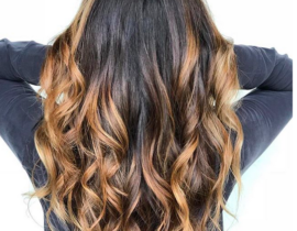 Chocolate drizzled with honey and caramel....with a hint of hazelnut. No, I'm not describing the latest @kneaddoughnuts lol...just the latest color created by Kelsey @the_cosmetoptician