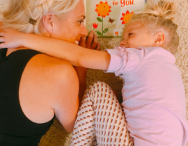 Hemangioma Birthmark Story