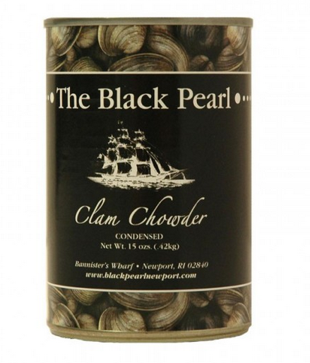 Newport Mansions Black Pearl