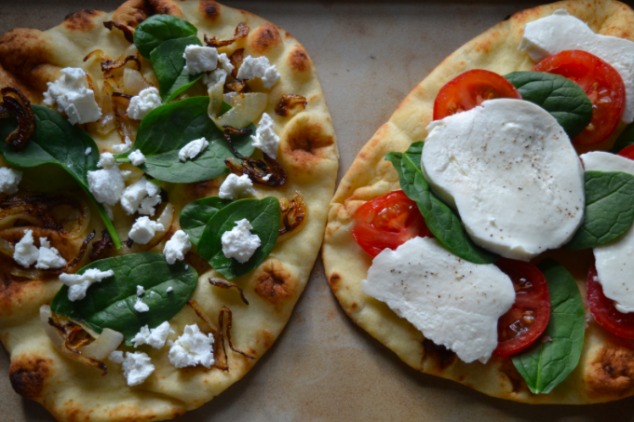 Naan Pizza - How to Make it and Why You'll Love it