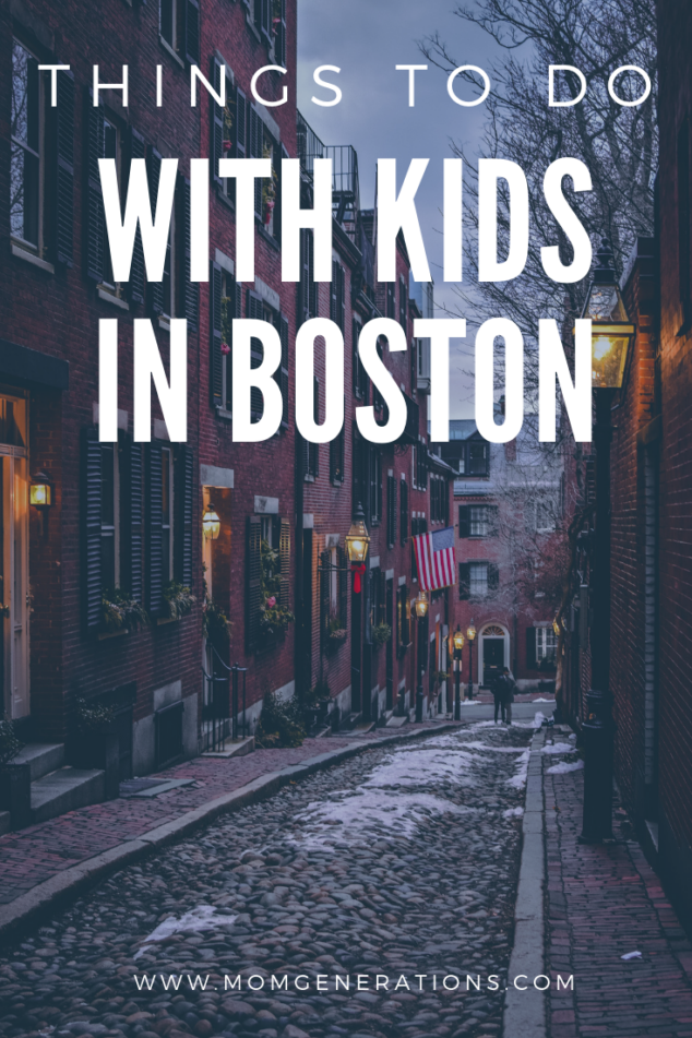 What to Do with Kids in Boston