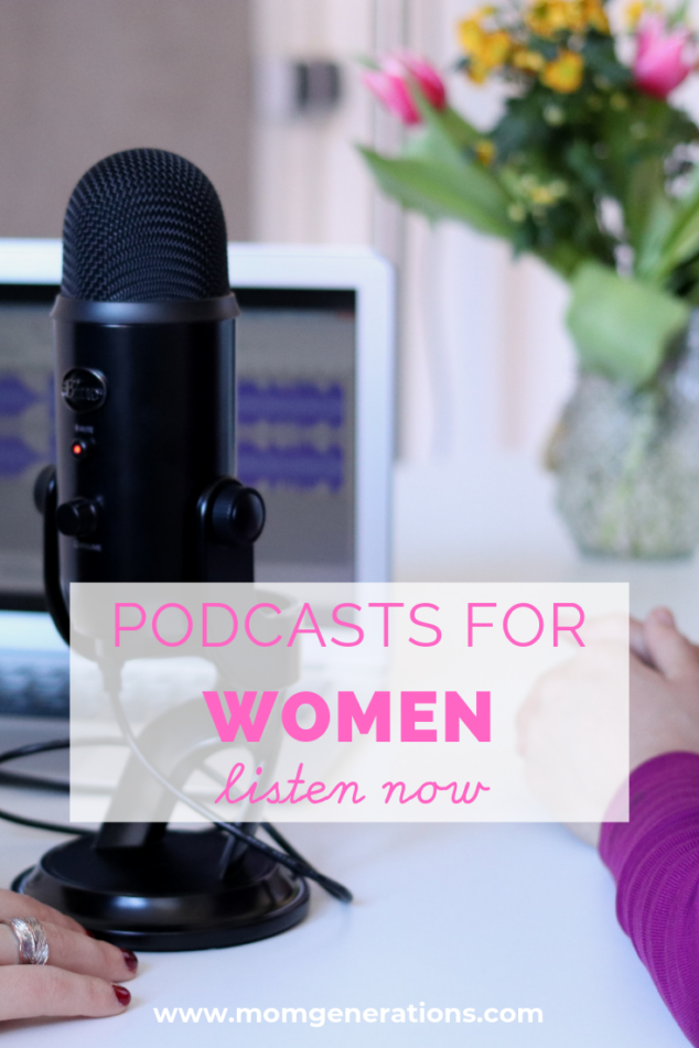 Podcasts for Women
