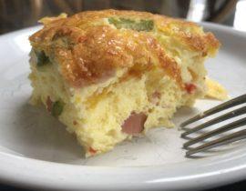 Easy Egg Casserole Recipe