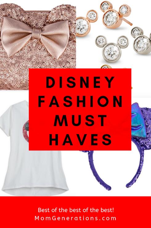 Disney Clothes - Disney Fashion Must Haves