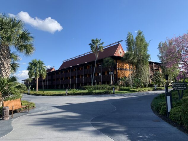 Disney Polynesian Resort