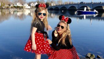 Minnie Mouse Disneybounding