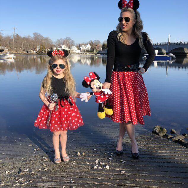 Dress Like Minnie Mouse