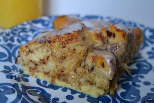 Cinnamon Bun Recipe
