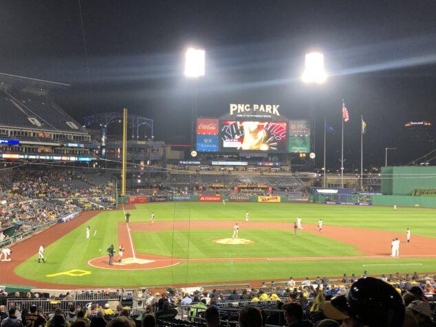 Pittsburgh Pirates Game