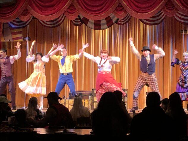 Experience the Hoop-Dee-Doo Revue