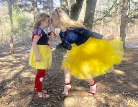 Snow White DIY Costume