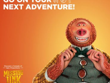 Missing Link Movie