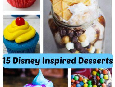 Disney Dessert Party