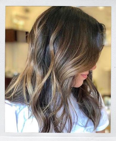 Brunette Summer Hair Color