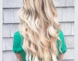 Gorgeous Blonde Hair for Summer