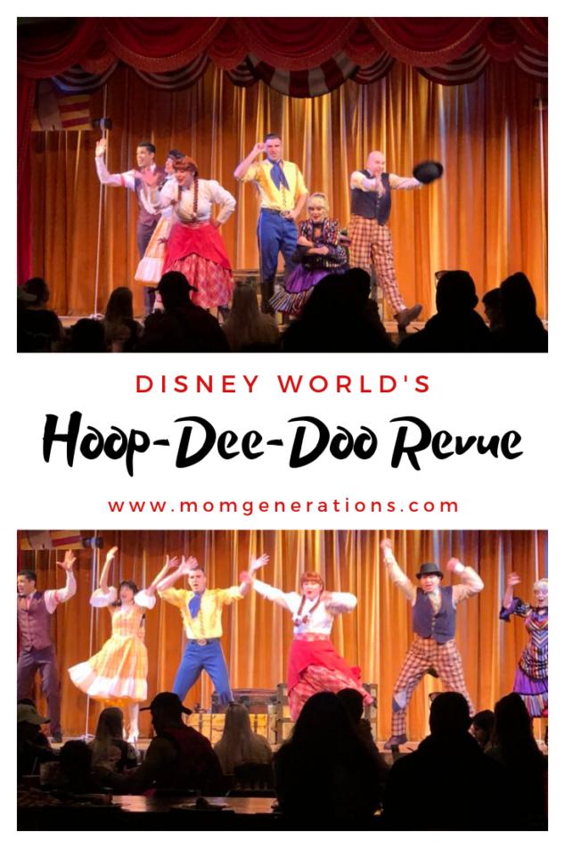 Disney Hoop-Dee-Doo Revue