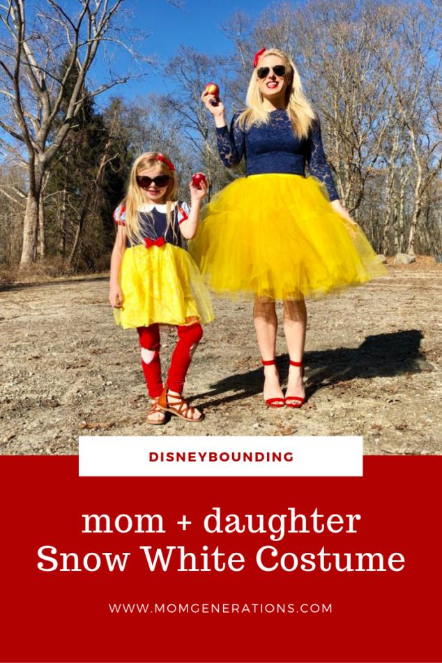 Snow White Disneybounding Costume