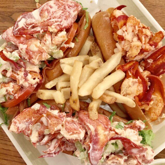 99 Restaurant Lobster Roll