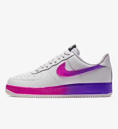 Neon Nike Sneakers