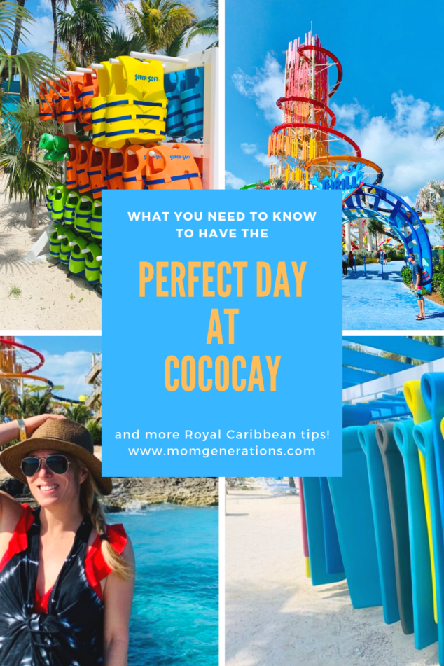 Royal Caribbean CocoCay - The Perfect Day at CocoCay