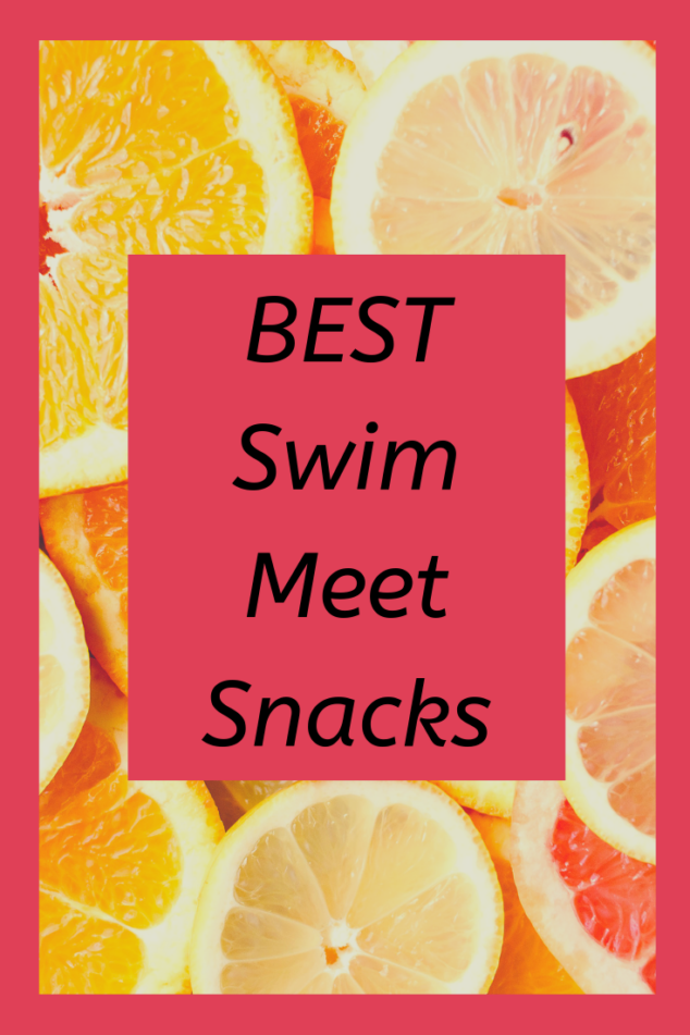 Swim Meet Snacks