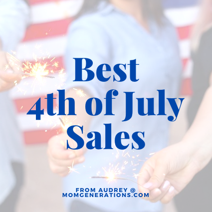 Best 4th of July Sales