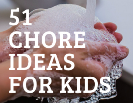 Chore list for kids