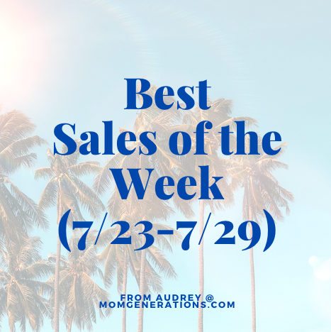 Best Sales of the Week