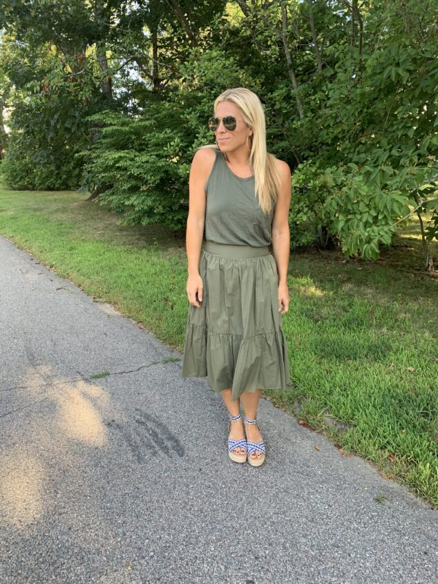 Style for the Summer for Women over 40