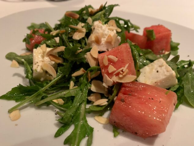 Dinner Date Night - WATERMELON & FETA SALAD
