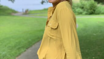 LOFT Utility Blouse - LOFT Fall Preview