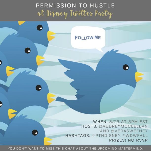 Permission to Hustle Retreat